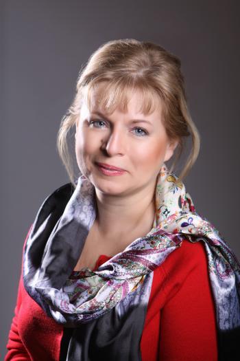 Lenka Lamešová, Ing.